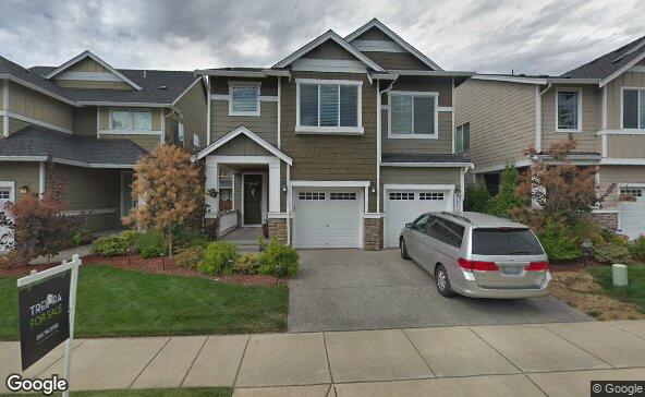 Street view of 19618 38th Dr Se