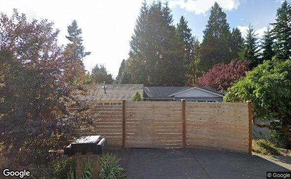 Street view of 19821 100th Ave Ne