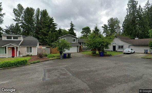 Street view of 22620 20th Ave Se