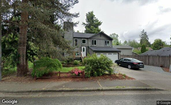 Street view of 22632 20th Ave Se