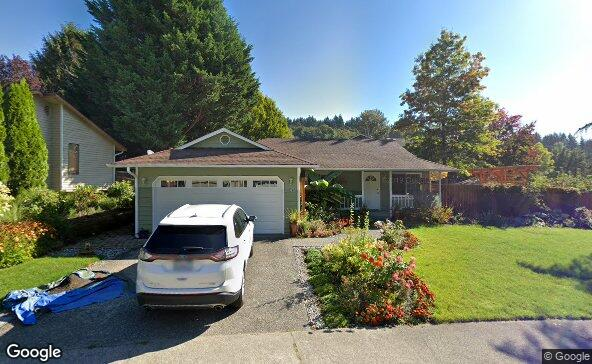 Street view of 23431 11th Ave W