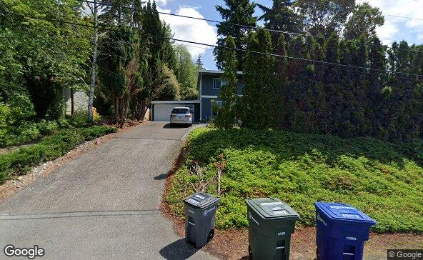 Street view of 23917 7th Ave W