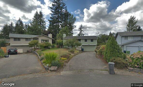 Street view of 2510 173rd Pl Se
