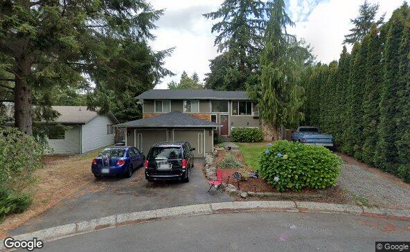 Street view of 2621 169th St Se