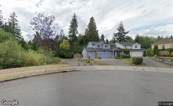 Street view of 3101 179th St Se