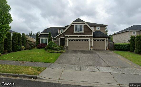 Street view of 3122 218th St Se