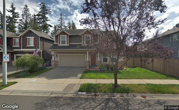 Street view of 3124 172nd St Se