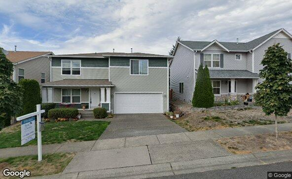 Street view of 3907 153rd Pl Se