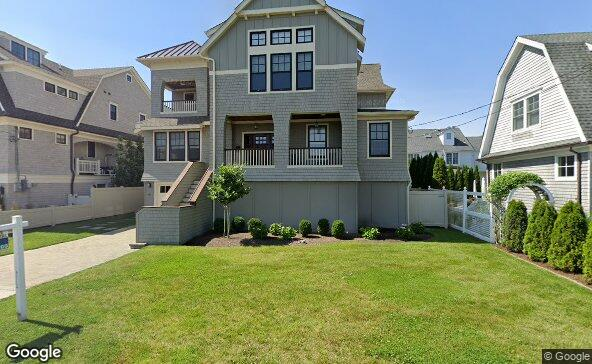 Street view of 45 Strickland St