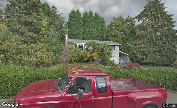 Street view of 5023 236th Pl Se
