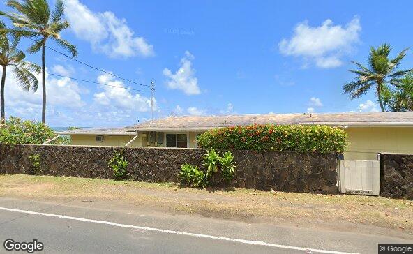 Street view of 53-709 Kamehameha Hwy