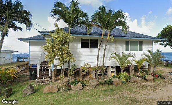Street view of 53-823 Kamehameha Hwy