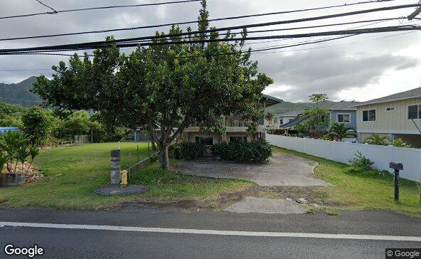 Street view of 53-850 Kamehameha Hwy