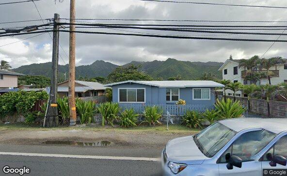 Street view of 53-890 Kamehameha Hwy