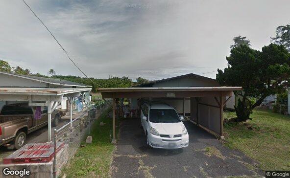 Street view of 54-111 Imua Pl