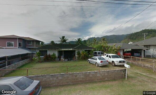 Street view of 54-227 Kaipapau Loop