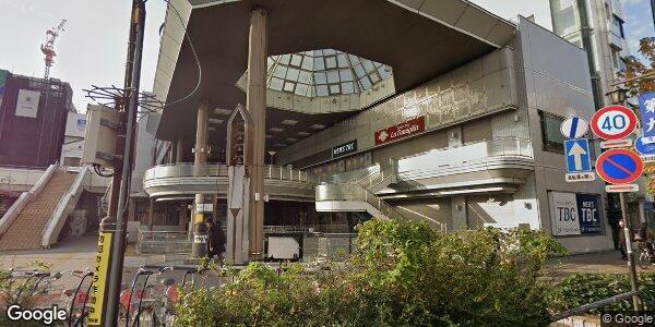 高チャリポート3 駅西口広場