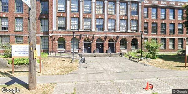 Street View of John Marshall High School - Seattle WA 98115 United States