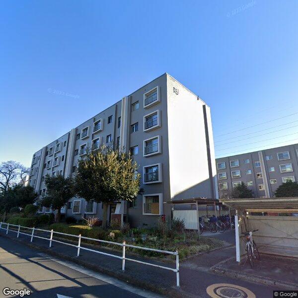 立川富士見町住宅 16号棟