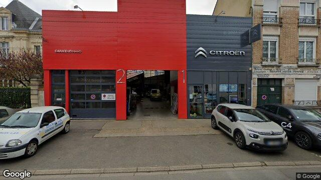 Garage loinard le mans for Garage citroen villeparisis horaires