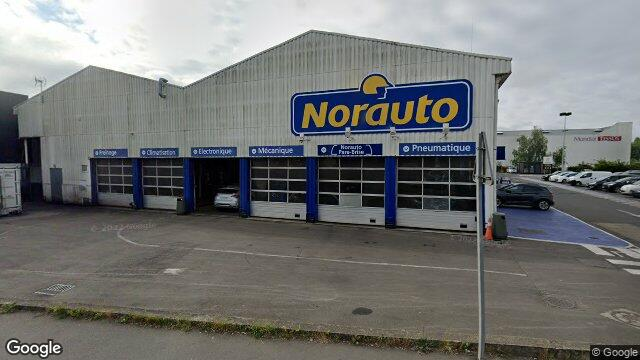 Norauto rennes saint gr goire for Garage mobile rennes