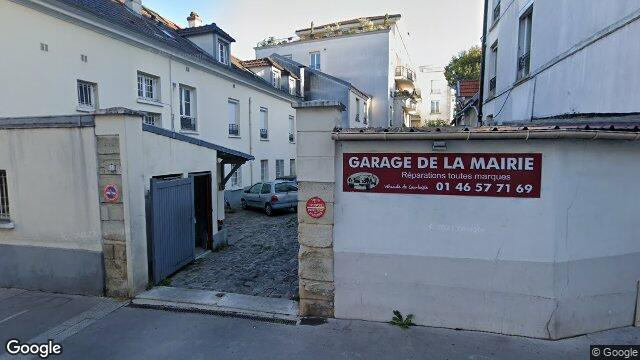 Garage mairie ch tillon for Garage chatillon montrouge