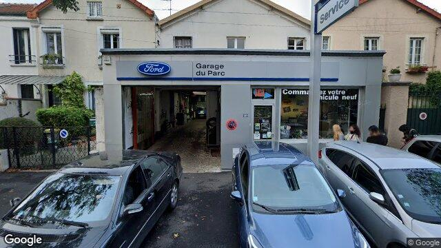 Garage du parc maisons alfort for Garage du parc