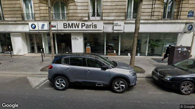 bmw mini paris