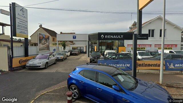 As passion auto lizy sur ourcq for Garage renault ile verte