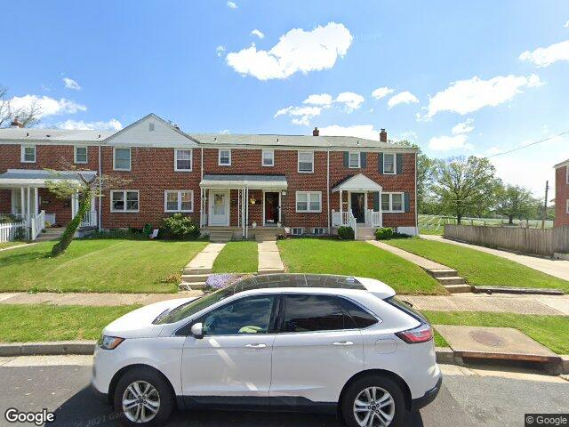 121 Garden Ridge Rd, Baltimore, MD 21228