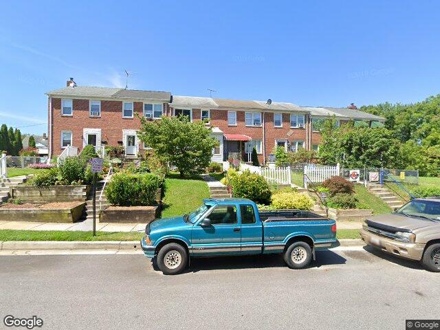 162 Wiltshire Rd, Baltimore, MD 21221