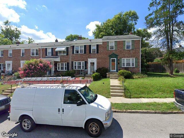 210 Medwick Garth E, Baltimore, MD 21228