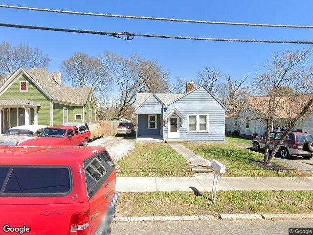 2422 Harvey St, Knoxville, TN 37917
