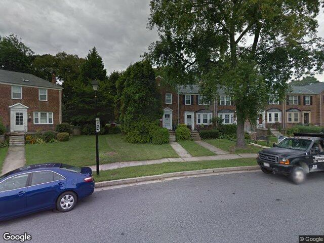 317 Old Trail Rd, Baltimore, MD 21212