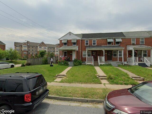 3496 Dunhaven Rd, Baltimore, MD 21222