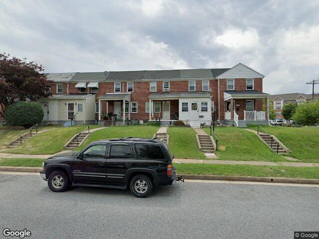 3504 Dunhaven Rd, Baltimore, MD 21222