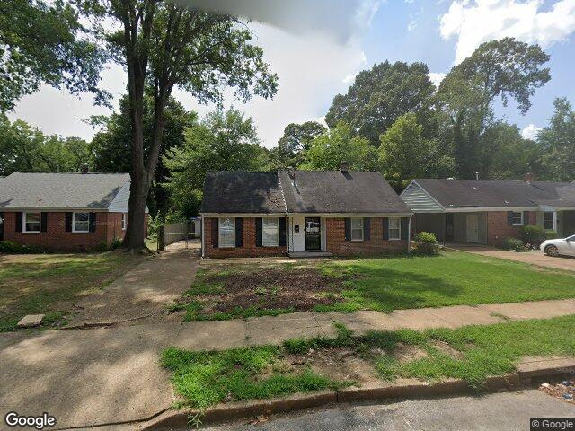 3515 W Deerwood Ave, Memphis, TN 38111