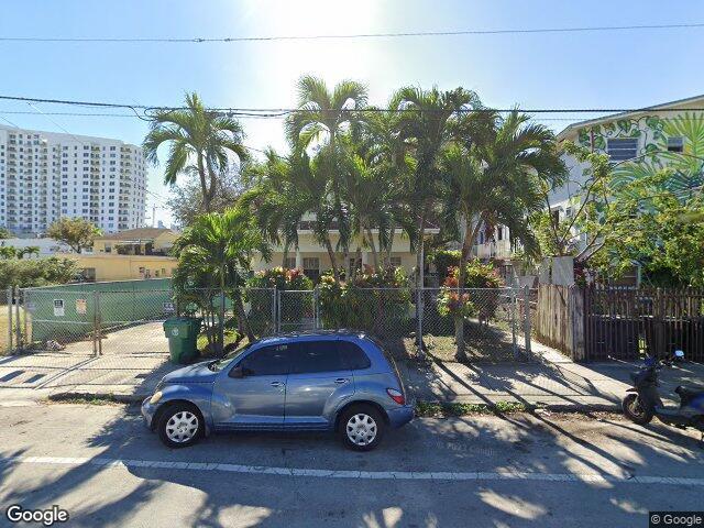 550 NW 1st St, Miami, FL 33128