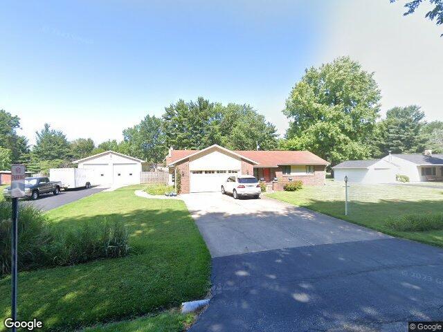 6125 Crows Mill Ln, Springfield, IL 62712