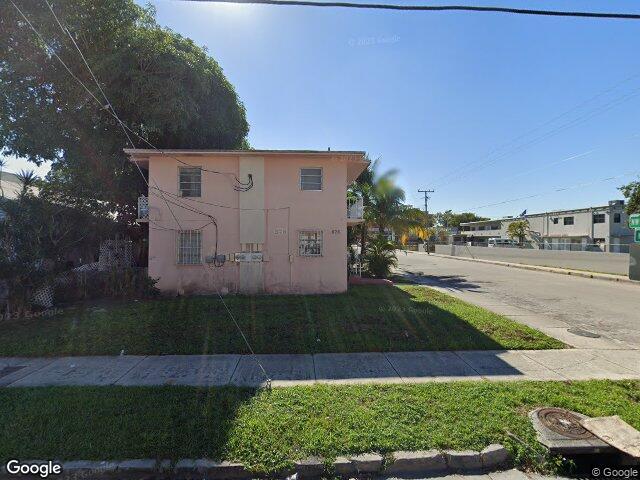 876 NW 1st St, Miami, FL 33128