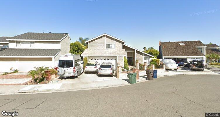 18011 Hartfield Cir Huntington Beach CA 92649