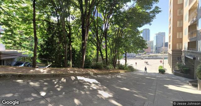 Meridian street view