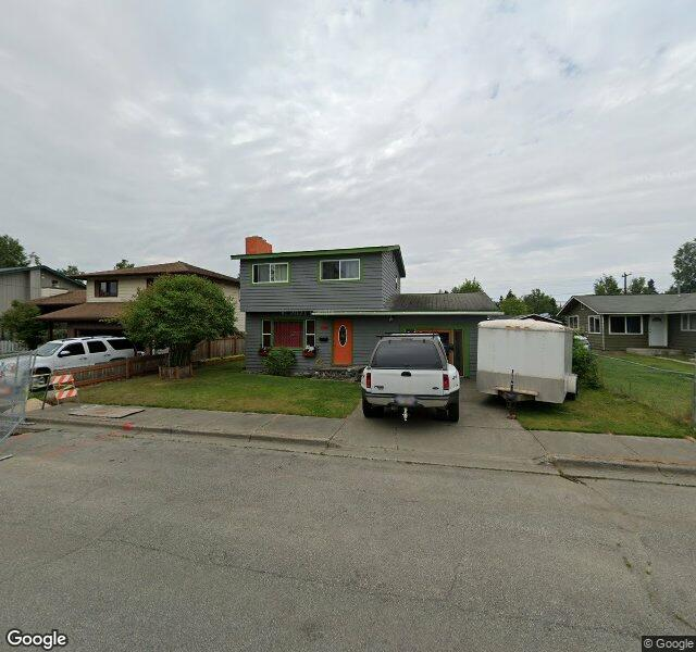 Image of 1536 Wintergreen St, Anchorage,AK 99508-3074