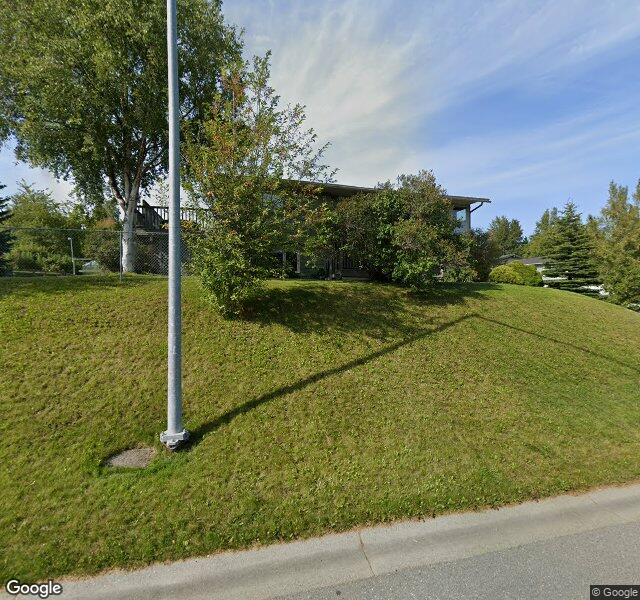 Image of 3537 North Point Dr, Anchorage,AK 99502-1546