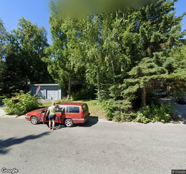 Image of 3818 Helvetia Dr, Anchorage,AK 99508-5016
