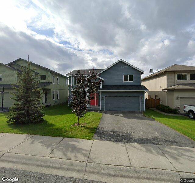 Image of 8706 Spruce Brook St, Anchorage,AK 99507-4932