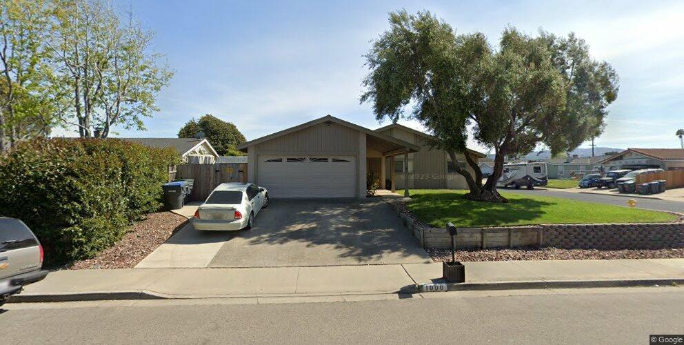 1000 E Bush Ave, Lompoc, CA 93436