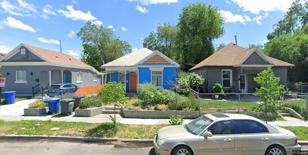 1011 W 400 S, Salt Lake City, UT 84104