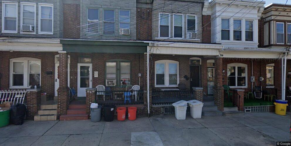 1024 Thurman St, Camden, NJ 08104
