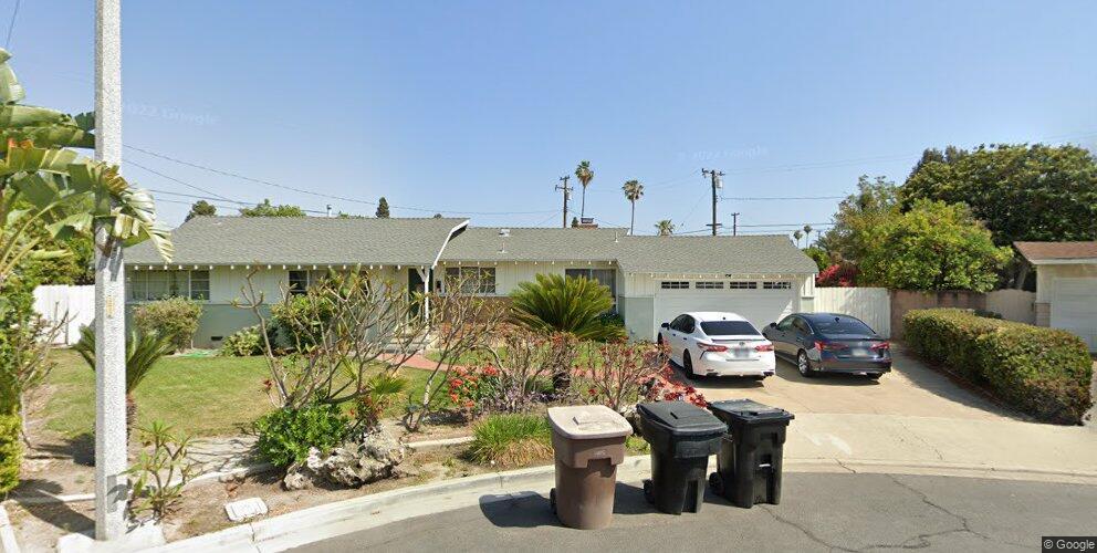 10406 Eleanor Dr, Garden Grove, CA 92840
